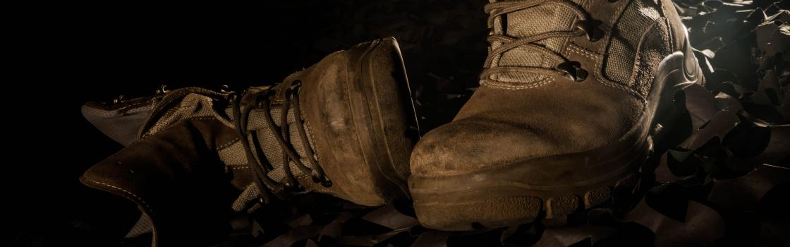 Warfighter work boots